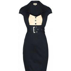 Secretary wiggle dress